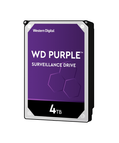 HDD 4TB PURPLE WD40PURZ