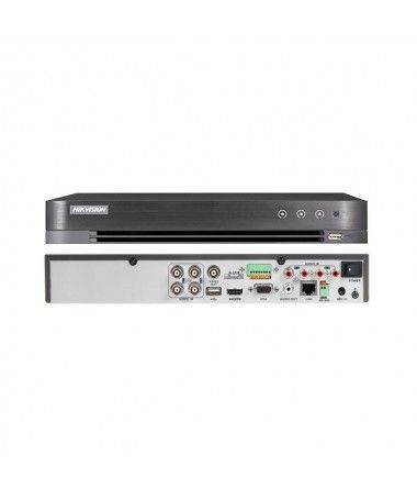 DS-7204HUHI-K1/P enregistreur HDTVI 5 MP